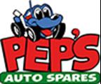 peps auto spares logo