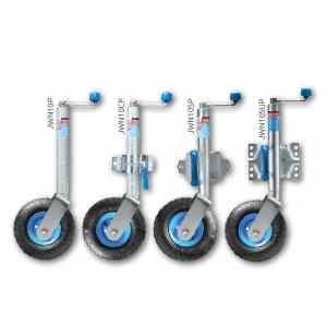 """10"""" Pneumatic Jockey Wheels"""