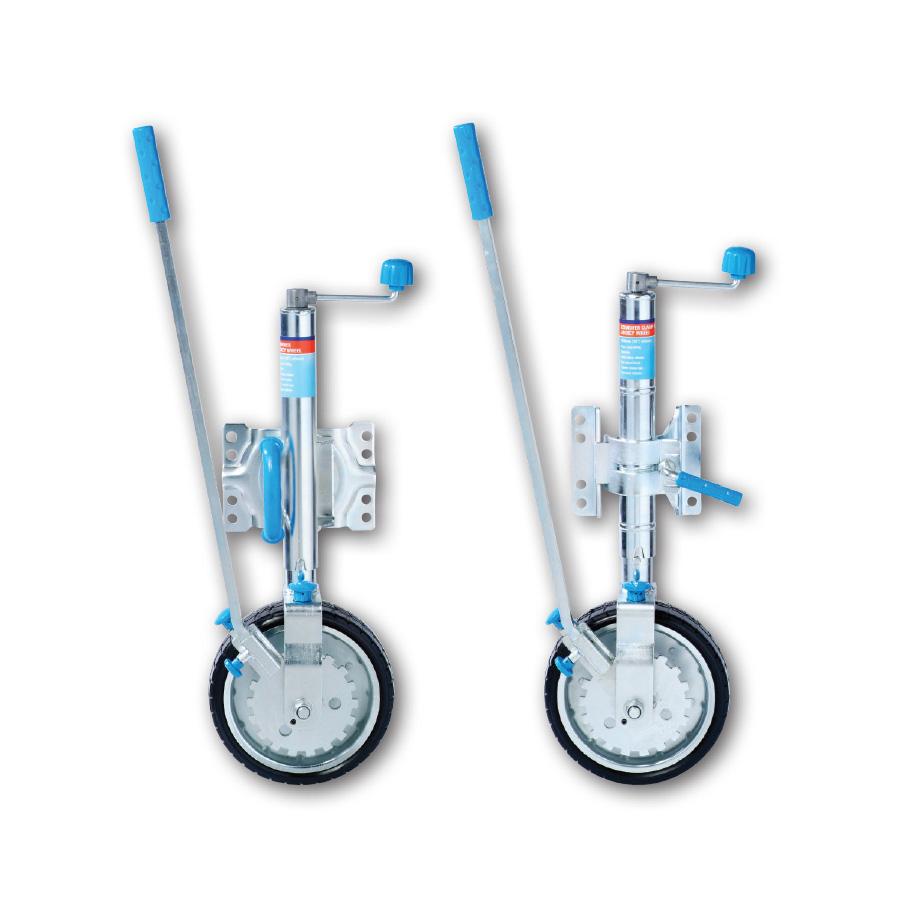 """10"""" Ratchet Jockey Wheels - Single Wheel"""