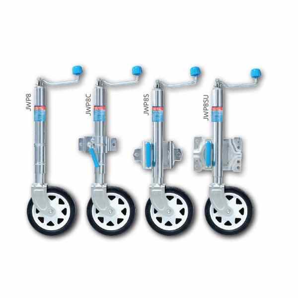 "8"" Premium Jockey Wheels"