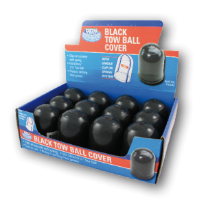 Black to ball cover display