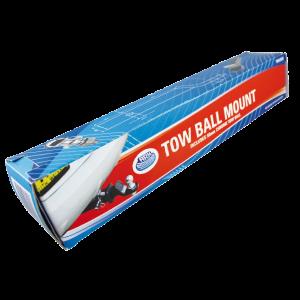 tow ball mount display