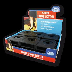 shin protector display box with 18
