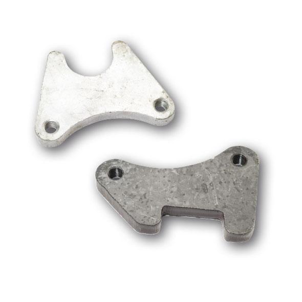 Brake Caliper Mounting Plates