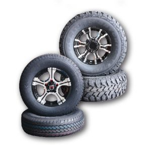 Trailer Wheels Alloy