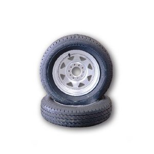 Trailer Wheels Galvanised