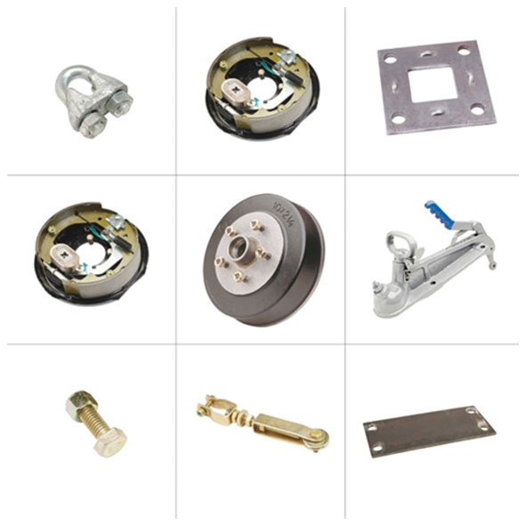 Electric Drum Brake Kit