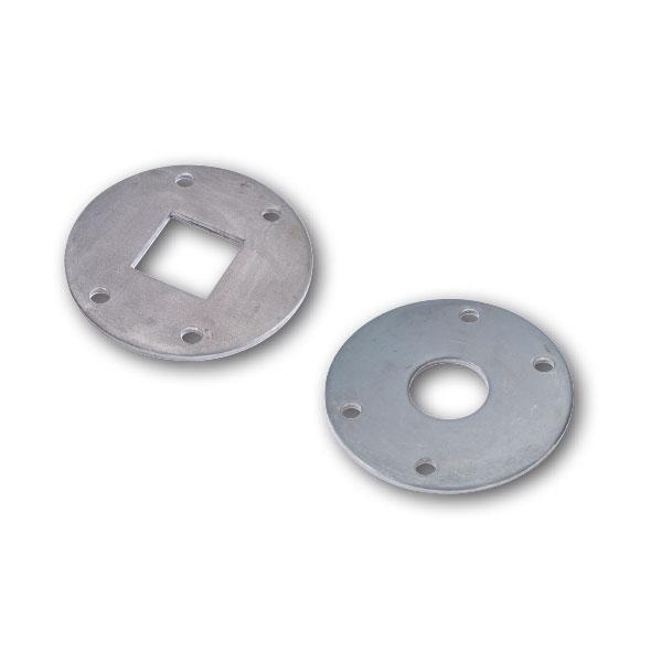 Hydraulic Hub Drum Brake Plates