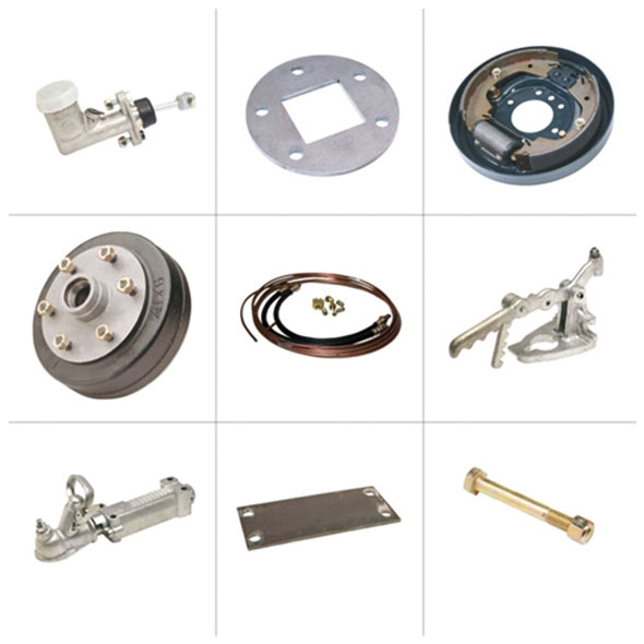 Hydraulic Drum Brake Kit