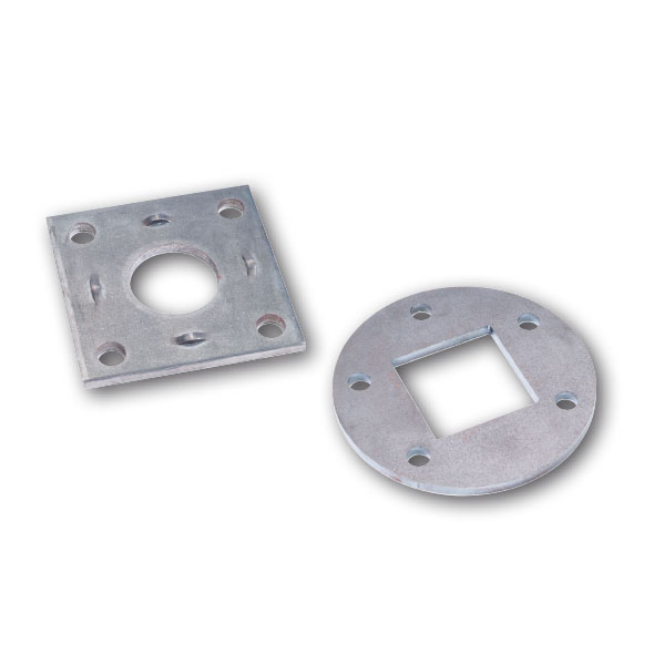 Mechanical Electric Hub Drum Brake Plates