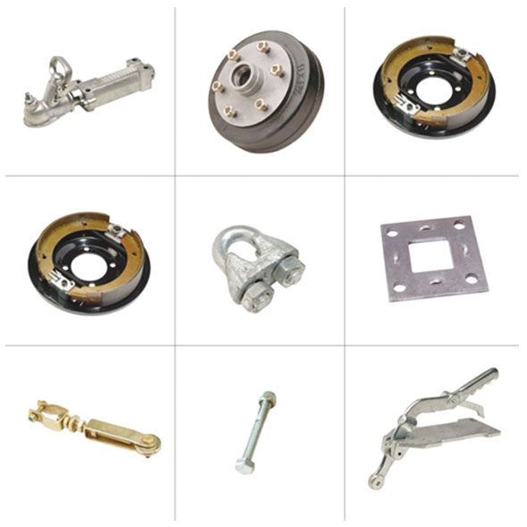 Mechanical Drum Brake Kit