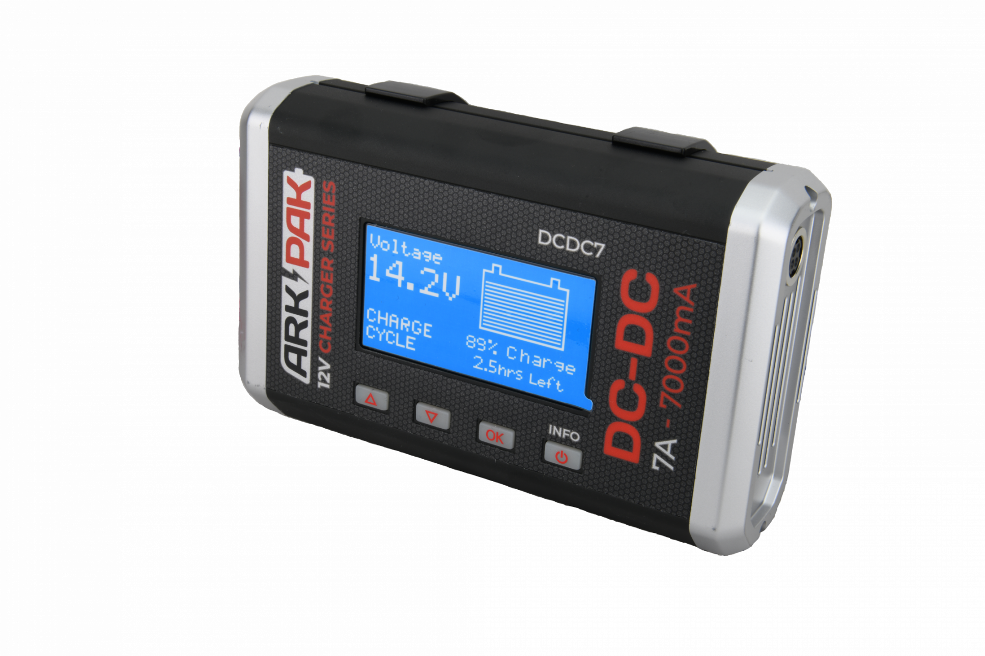 DC-DC Battery Charger