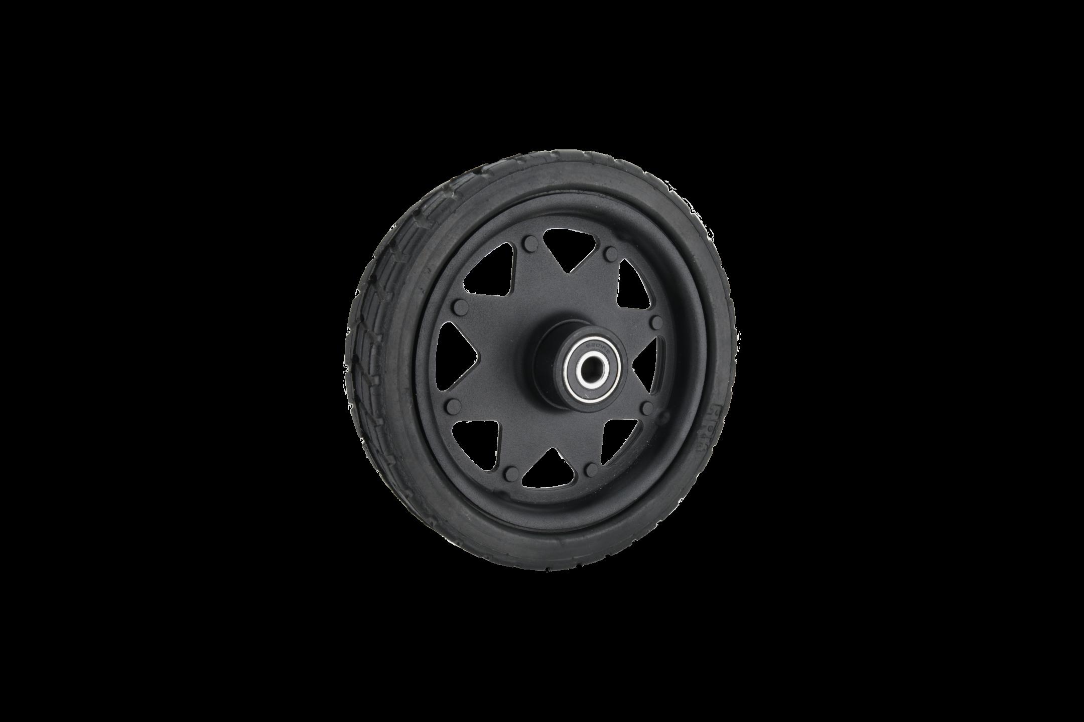 XO750B Black Spare Wheel