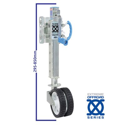XO750 Jockey Wheel XL 295 850mm